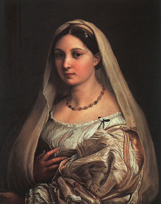 Raphael Paintings Gallery - Raphael Famous Paintings List