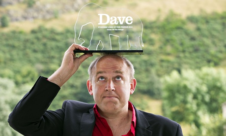 Tim Vine with the Funniest Joke of the Fringe 2014 award