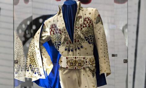 Elvis American Eagle suit