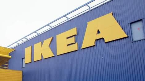 View of the Ikea store in Roissy-en-Fran